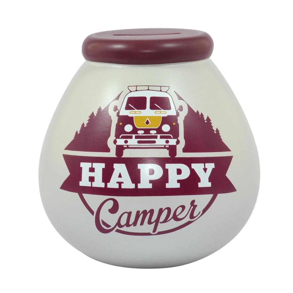 Happy Camper Pots of Dreams Money Pot