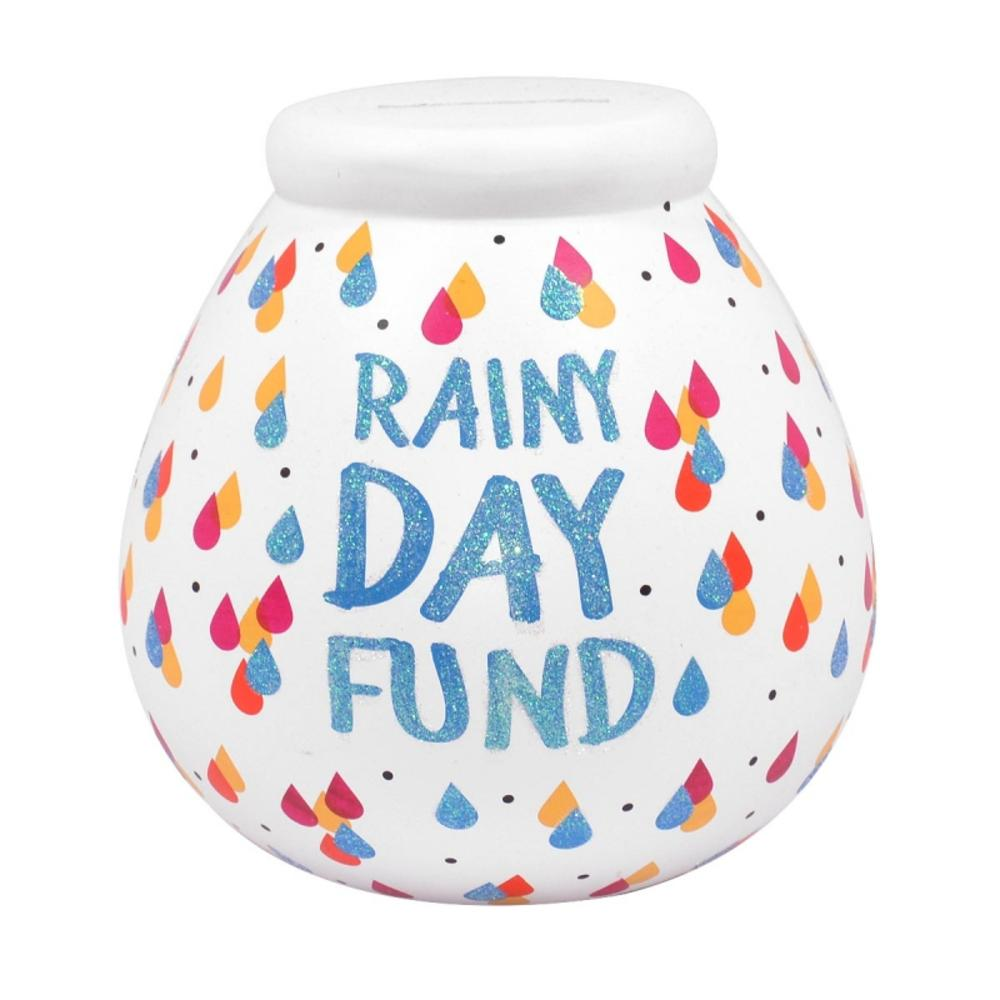 Rainy Day Fund Pots of Dreams Money Pot