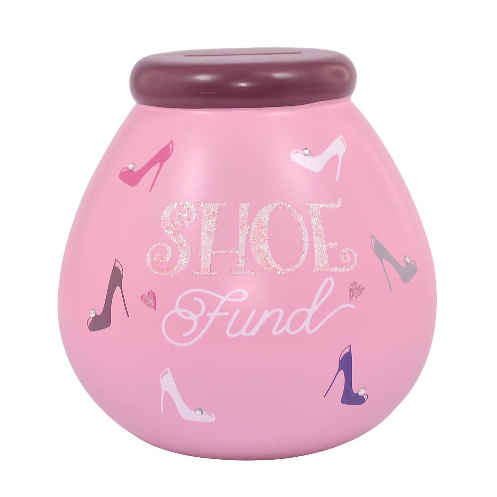 Shoe Fund Pot Pots of Dreams Money Pot