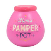 Mum's Pamper Pot Pots of Dreams Money Pot