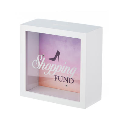 Splosh Shopping Fund Change Box Gift