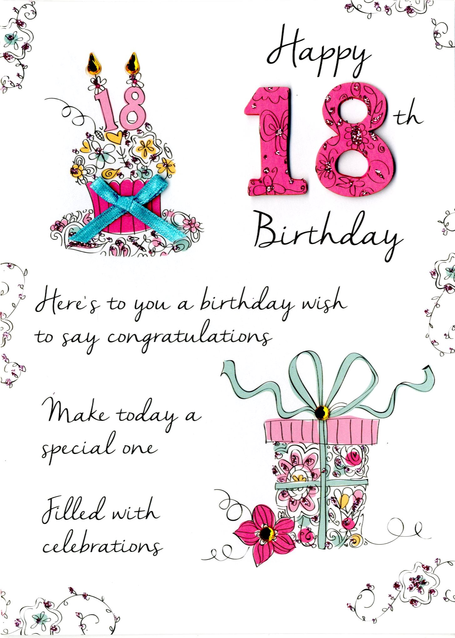 Prime Female 18Th Birthday Greeting Card Cards Funny Birthday Cards Online Fluifree Goldxyz