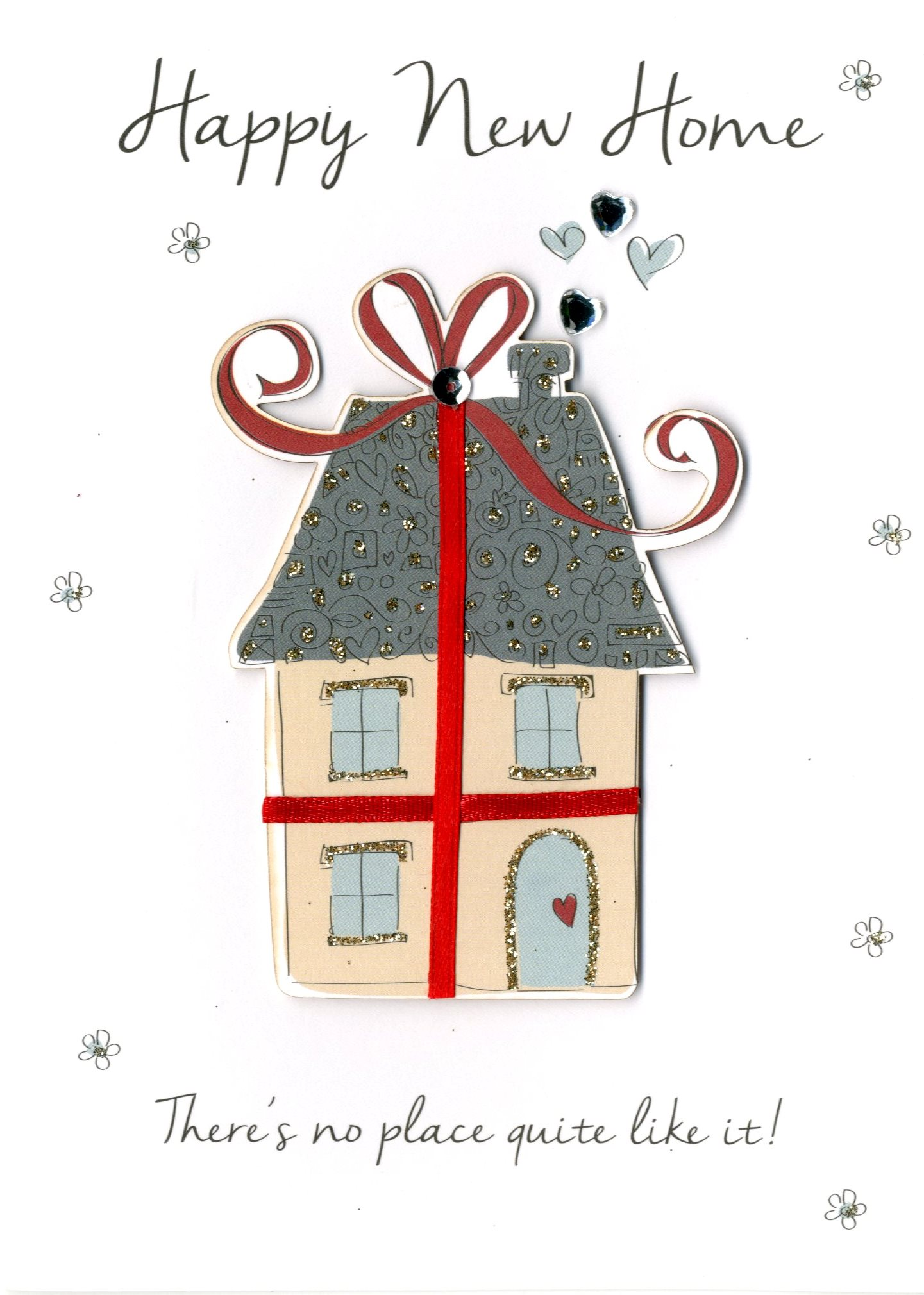 Happy new home greeting card cards love kates happy new home greeting card m4hsunfo