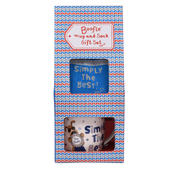 Boofle Simply The Best Mug & Socks Gift Set