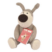 "Boofle Love You Lots 5"" Sitting Plush Toy With Tag"