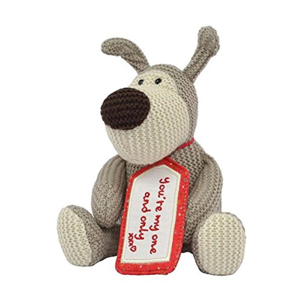 "Boofle You Are My Only One 5"" Sitting Plush Toy With Tag"