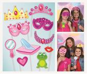 Princess & Frog Photo Booth Photo Props Party Kit