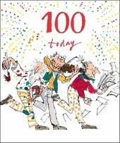 Quentin Blake 100th Birthday Greeting Card