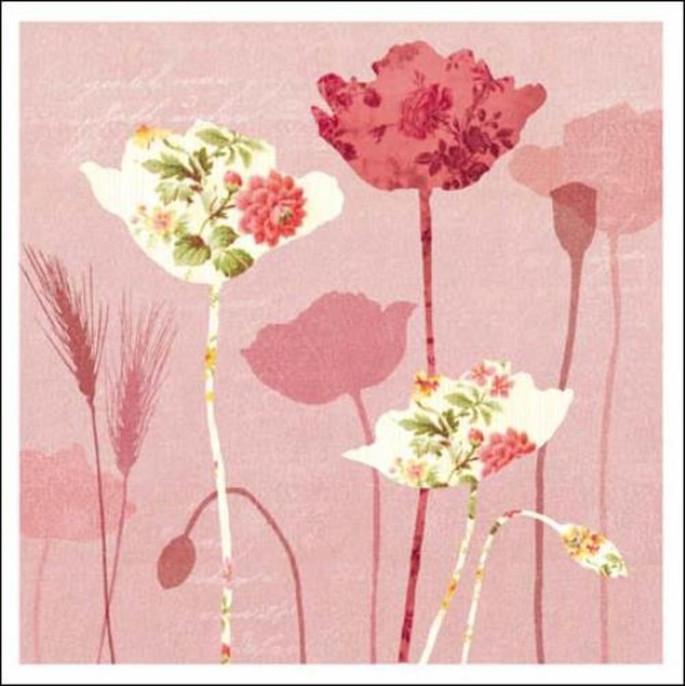 National Trust Heritage Floral Greeting Card   Cards