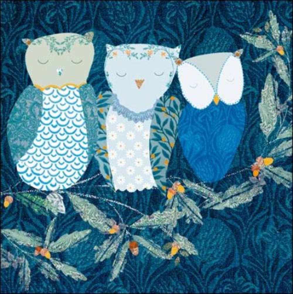 National trust heritage owls greeting card cards love kates national trust heritage owls greeting card kristyandbryce Gallery