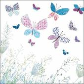 National Trust Heritage Butterlies Greeting Card