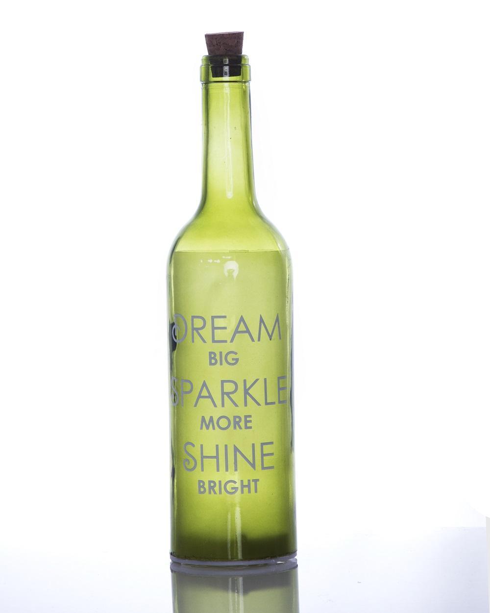 Dream Starlight  Bottle Light Up Sentimental Message Bottles