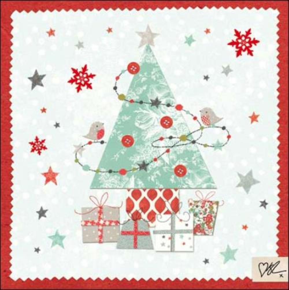 Pack of 5 Kirsty Allsopp Prince's Trust Charity Christmas Cards