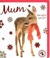 Mum Cute Studio Pets Christmas Greeting Card