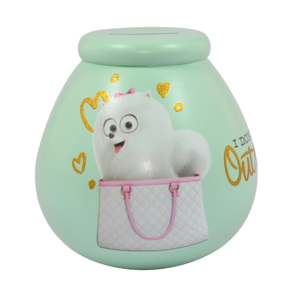 The Secret Life Of Pets Gidget Pots Of Dreams Money Pot