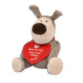 "Boofle Love You Loads & Loads 5"" Sitting Lamboa Plush"