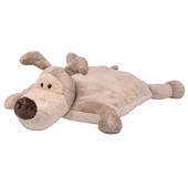 Boofle Fold Out Cushion In Soft Lamboa Plush