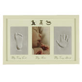 Bambino Baby Clay Hand & Foot Print Photo Frame Kit