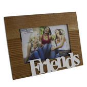 "Friends 6"" x 4"" Freestanding Photo Frame"