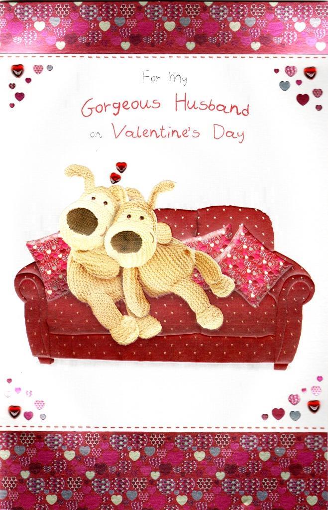 Boofle gorgeous husband valentines day card lovely valentines sentinel boofle gorgeous husband valentines day card lovely valentines greeting cards m4hsunfo