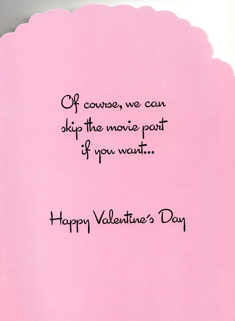 Singing Popcorn Valentine S Day Greeting Card Noisy Sound Cards
