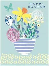 Pack of 5 Happy Easter Greetings Cards