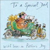 Quentin Blake Special Dad Happy Father's Day Greeting Card