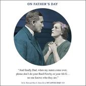 Funny Embarrassing Dad Father's Day Greeting Card