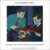 Funny Ol' Fokker! Father's Day Greeting Card