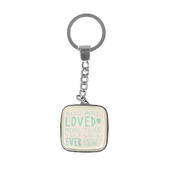 Message Of Love You Are Loved Keyring