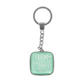 Message Of Love Friend Keyring