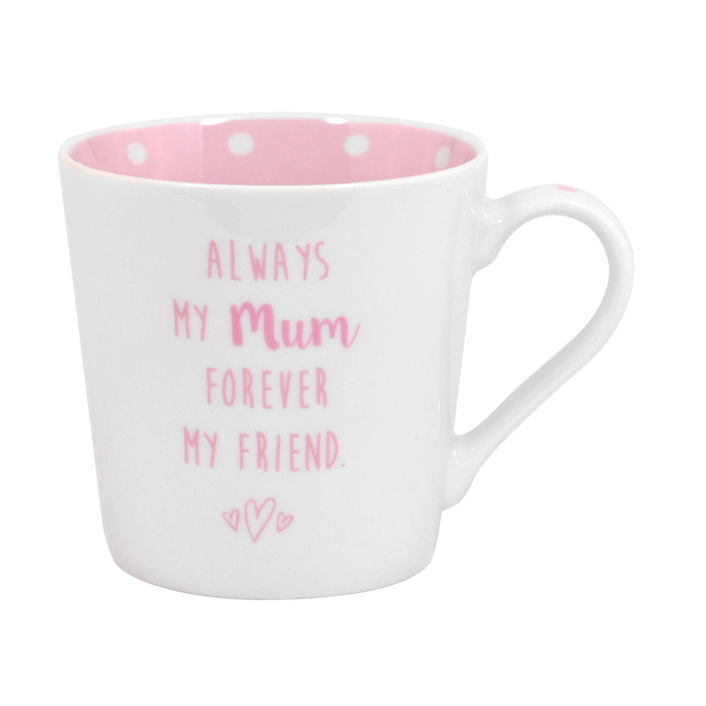 Special Mum Sentiments From The Heart Mug In Gift Box