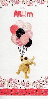 Boofle To My Mum Happy Mother's Day Card
