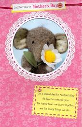 Elliot & Buttons Happy Mother's Day Card