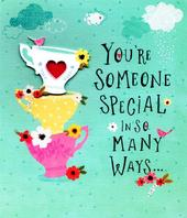 To Someone Special Happy Mother's Day Card