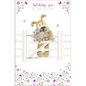 Boofle Best Day Ever Happy Birthday Greeting Card