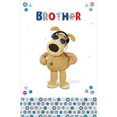 Boofle Brother Happy Birthday Greeting Card