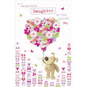 Boofle Daughter Happy Birthday Greeting Card