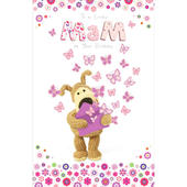 Boofle Lovely Mam Happy Birthday Greeting Card
