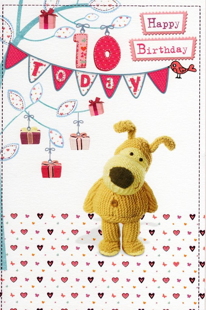 Boofle Mum /& Dad Christmas Greeting Card Cute Range Greetings Cards