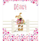 Boofle Nan Happy Birthday Greeting Card