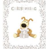 Boofle On Your Christening Greeting Card