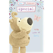 Boofle Someone Special Happy Birthday Greeting Card