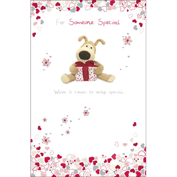 Boofle Someone Special Birthday Greeting Card Cards – Birthday Card for Someone Special
