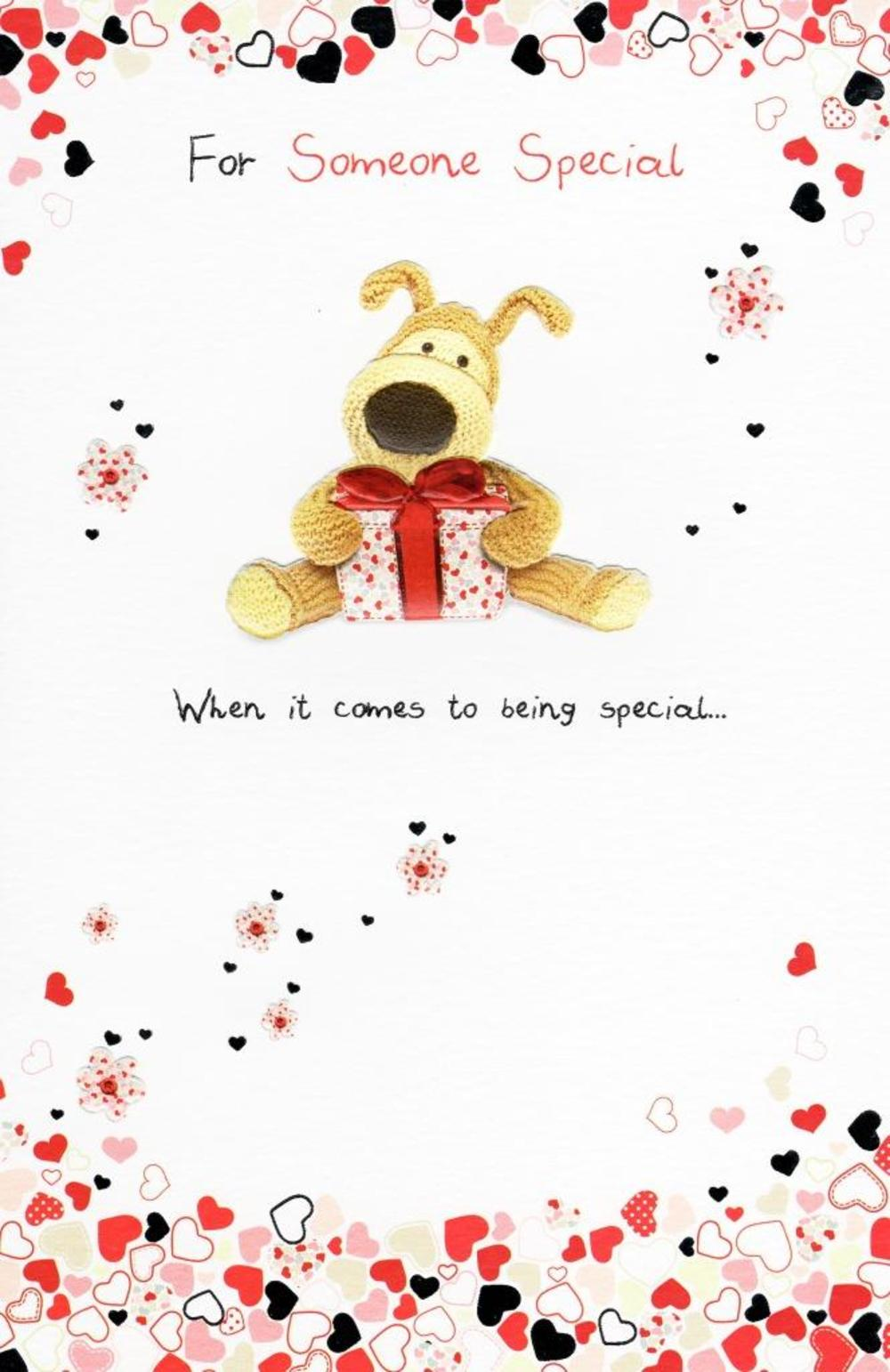 Boofle Someone Special Birthday Greeting Card   Cards ...