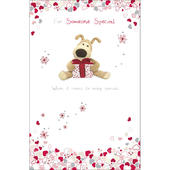 Boofle Someone Special Birthday Greeting Card