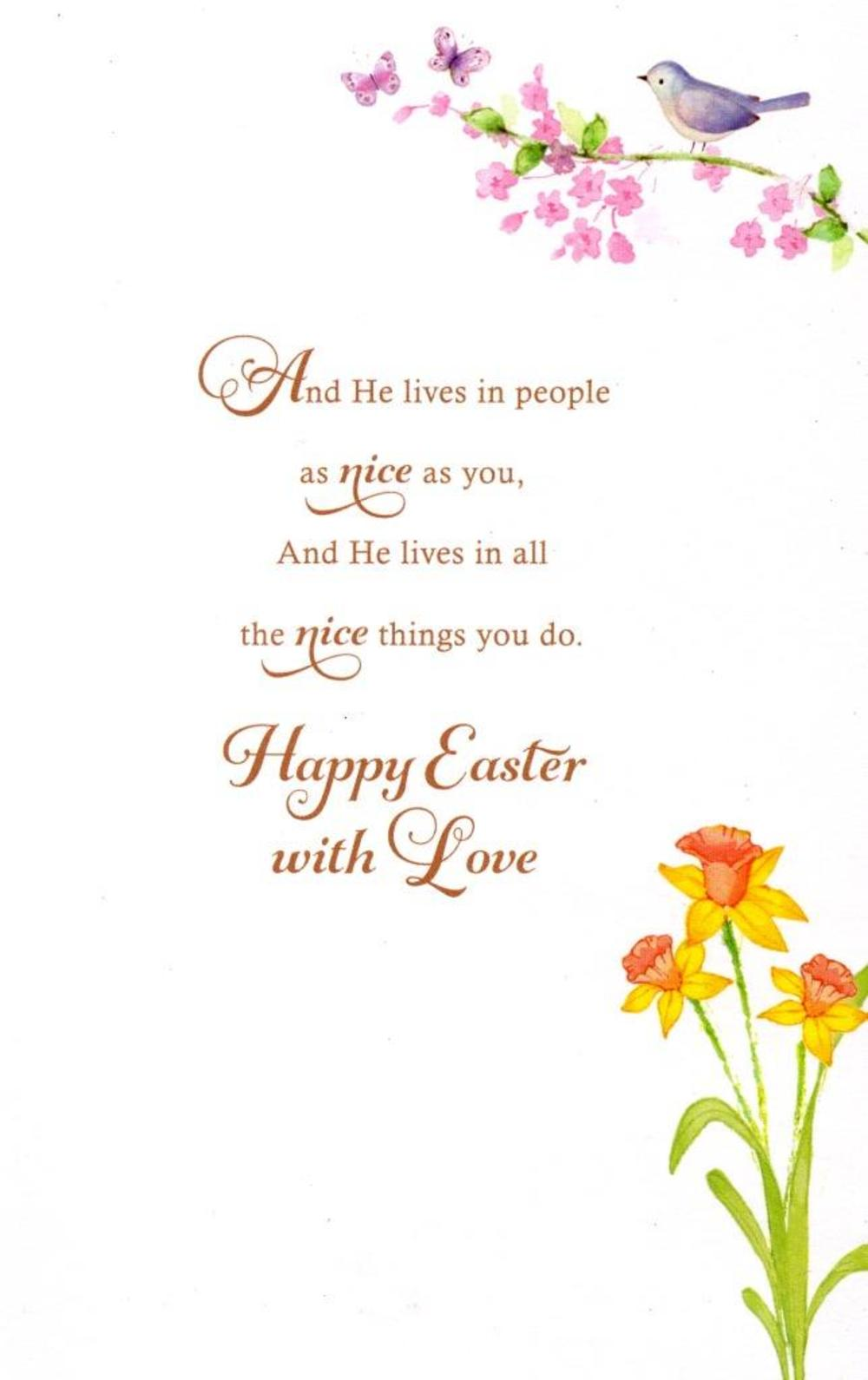 helen steiner rice easter thoughts greeting card cards love kates