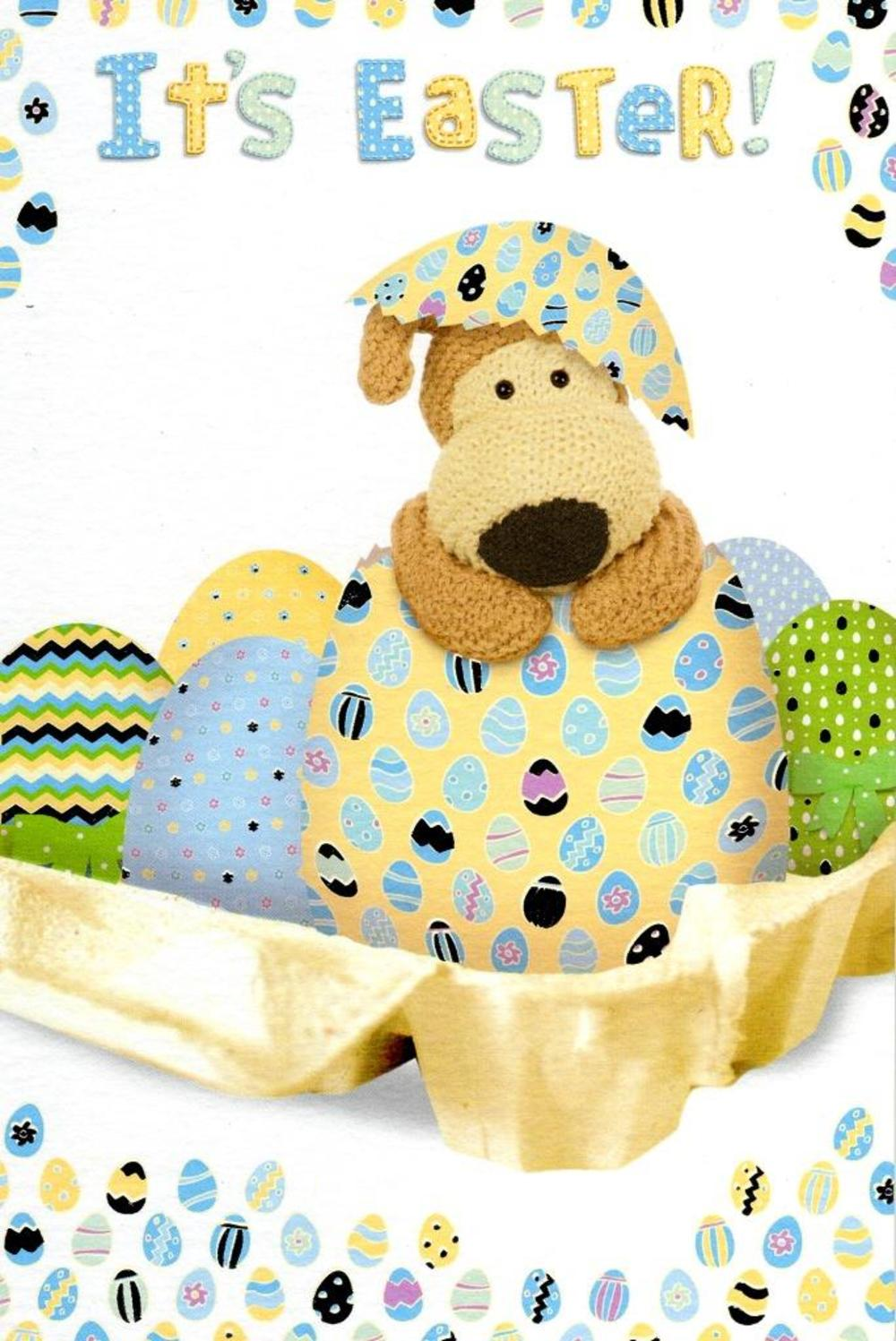 Boofle It's Easter Greeting Card