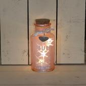 Special Mum Light Up Jar Messages Of Love Gift Range