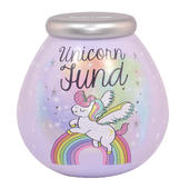 Unicorn Fund Pots of Dreams Money Pot